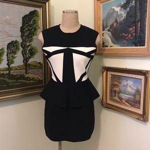 BCBG bodycon dress, M